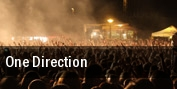 One Direction Oracle Arena tickets