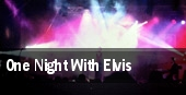 One Night With Elvis Brookings tickets