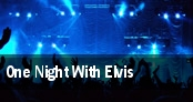 One Night With Elvis Swiftel Center tickets