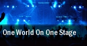 One World on One Stage tickets