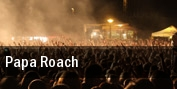 Papa Roach Club Fever tickets