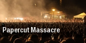 Papercut Massacre tickets