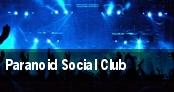 Paranoid Social Club tickets