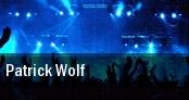 Patrick Wolf O2 Academy Birmingham tickets