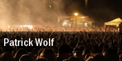 Patrick Wolf The Waterfront tickets