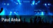 Paul Anka Palace Theater tickets