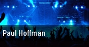 Paul Hoffman tickets