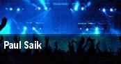 Paul Saik tickets