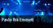 Pavlo Rik Emmett Festival Place tickets