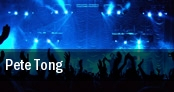 Pete Tong Hull University tickets