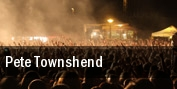 Pete Townshend Greenville tickets