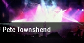 Pete Townshend London tickets