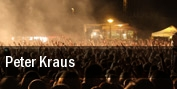 Peter Kraus Mitsubishi Electric Halle tickets