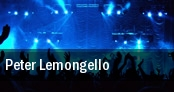 Peter Lemongello tickets