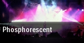 Phosphorescent tickets