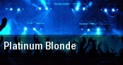 Platinum Blonde tickets