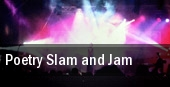 Poetry Slam and Jam Boston tickets