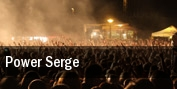 Power Serge House Of Blues tickets