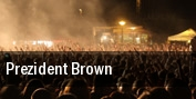 Prezident Brown tickets