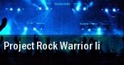 Project Rock Warrior II tickets