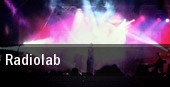 Radiolab Paramount Theatre tickets