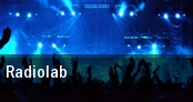 Radiolab tickets