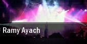 Ramy Ayach tickets