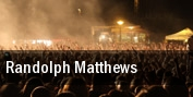 Randolph Matthews tickets