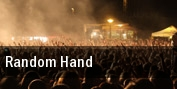 Random Hand Birmingham tickets