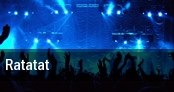 Ratatat Warfield tickets