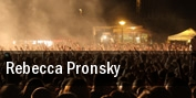 Rebecca Pronsky tickets
