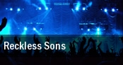 Reckless Sons New York tickets