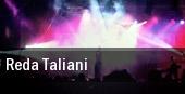 Reda Taliani tickets