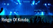 Reign of Kindo Fubar tickets