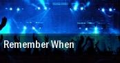 Remember When Birmingham tickets