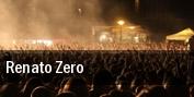 Renato Zero Palarossini Ancona tickets