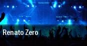 Renato Zero Unipol Arena tickets