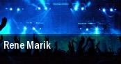 Rene Marik tickets