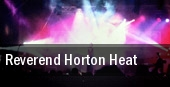 Reverend Horton Heat Seattle tickets
