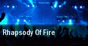 Rhapsody Of Fire Live Music Hall tickets