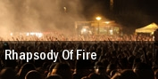 Rhapsody Of Fire San Francisco tickets