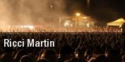 Ricci Martin tickets