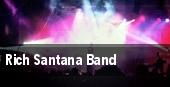 Rich Santana Band tickets