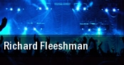 Richard Fleeshman University of East Anglia tickets