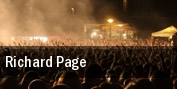 Richard Page Hard Rock Live At The Seminole Hard Rock Hotel & Casino tickets