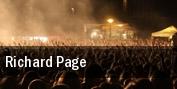 Richard Page Saint Augustine tickets
