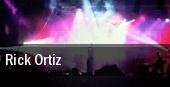 Rick Ortiz San Diego tickets