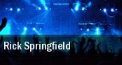 Rick Springfield Atlantic City tickets