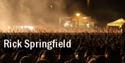 Rick Springfield Bergen Performing Arts Center tickets
