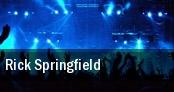 Rick Springfield Canyon Club tickets